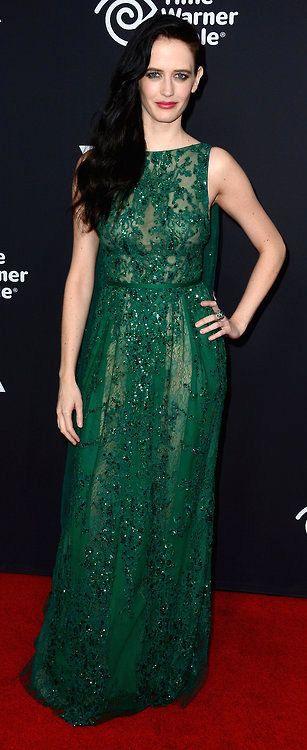 Eva Green Premiere Sin City 2