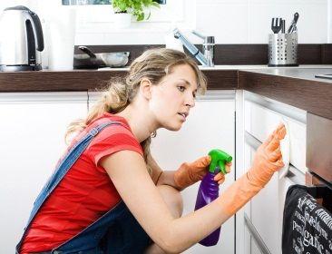 C mo limpiar los muebles de la cocina trucos faciles - Como limpiar las baldosas de la cocina ...