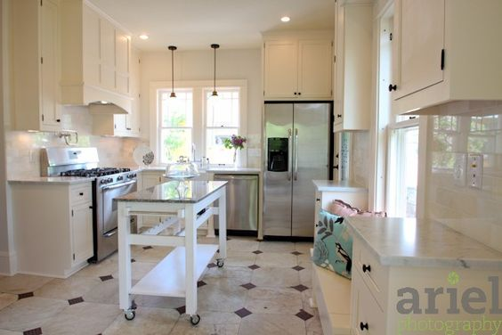 amazing kitchen from Rehab Addict, again