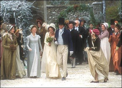 After The Wedding Pride And Prejudice 1995