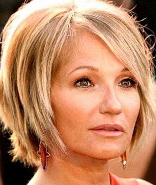 Wie Sie 10 Jahre Junger Aussehen Mit Diesen Frisuren Page 5 Of 25 Crowdyfan Page 5 In 2020 Frisuren Fur Feines Dunnes Haar Haarschnitt Frisur Ab 40