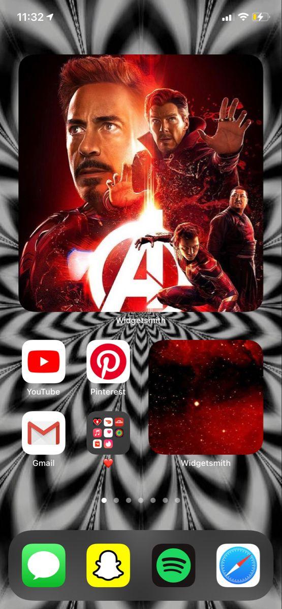 Avengers Home Screen Red Marvel App Marvel Iphone Wallpaper Avengers Theme Ideas for marvel wallpaper for iphone