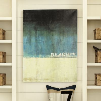 Beach This Way painting from Ballard Designs. need this to look at in between beach trips! :) Pin it to Win it!
