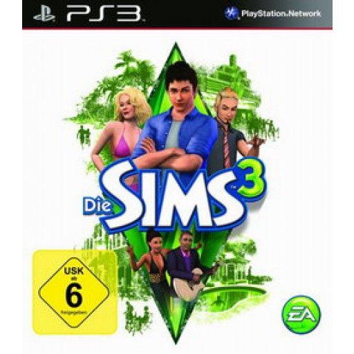 Die Sims 3  PS3 in Simulationen,Strategiespiele FSK 6, Spiele und Games in Online Shop http://Spiel.Zone