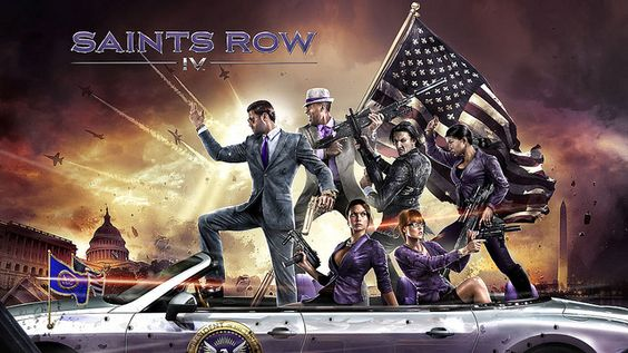 Saints Row IV Review - Game Freaks 365