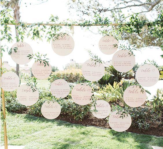 1001 Idees De Plan De Table Original Pour Votre Mariage Diy Mariage Plan De Table Deco Mariage Nature Diy Mariage