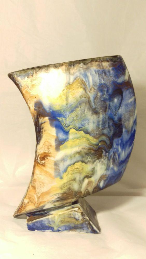 Goldscheider glaze and art deco on pinterest - Deco glace ...