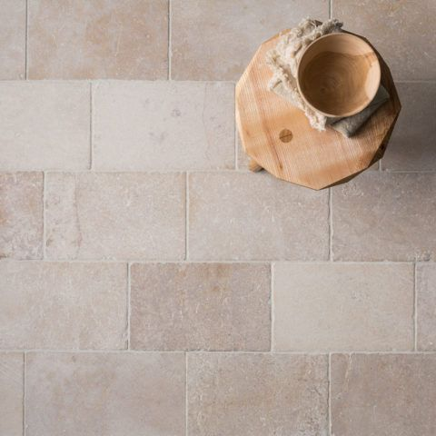 French Melange Provence Limestone Tile Mandarin Stone Limestone