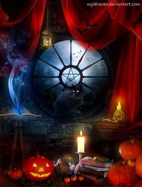 Wiccan Moonsong Samhain Blessings Samhain Samhain Halloween Wiccan Moonsong