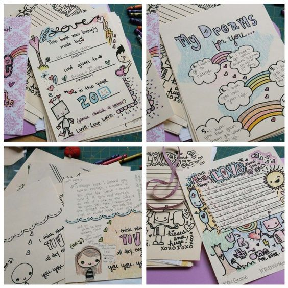 my love for you journal book