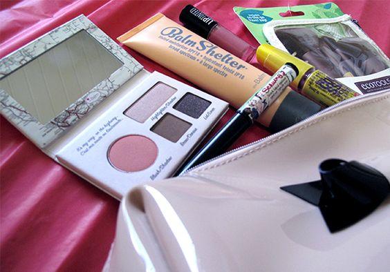 BeautyZine Beautylist Oceane LipTinted Maybelline The Balm Ecotools 2