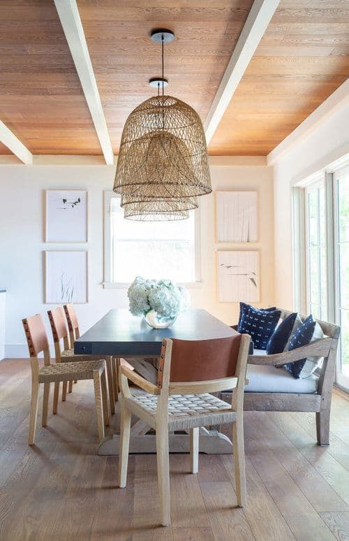 50 Modern Dining Area With Awesome Lighting Design In 2020 In 2020