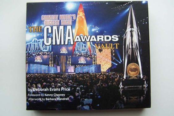 The Country Music Association Awards Vault