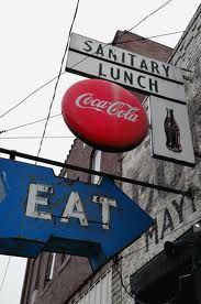 Sanitary Lunch......yum?