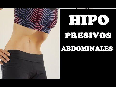 Abdominales hipopresivos   Cardio quema grasa - Día 7 - YouTube