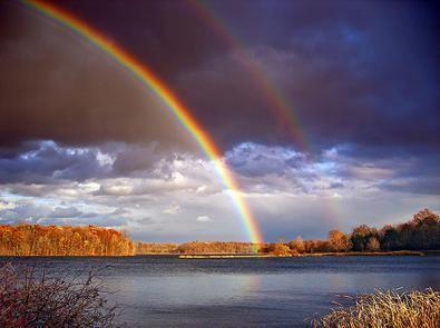 Arco-iris Fotos & Imagens - Fotos de Arco-iris: