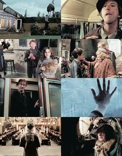 The prisioner of Azkaban <3