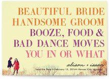 love this: Wedding Ideas, Wedding Stuff, Wedding Invitation, Save The Date Card, Dream Wedding, Funny Wedding, Future Wedding