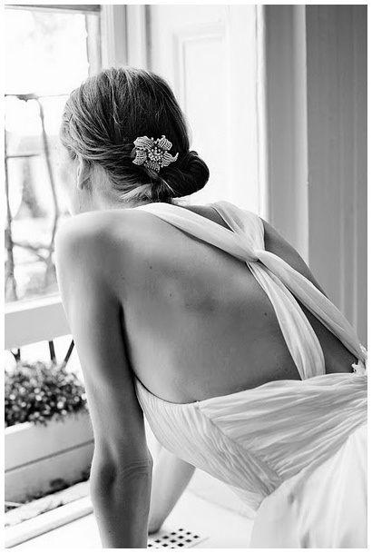 vestidos de novia espalda al aire