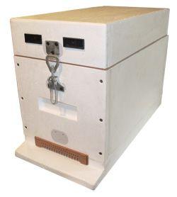 Lyson 6 Frame Nuc Box
