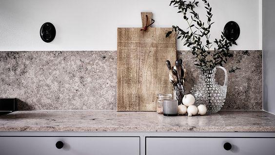 Une Déco Naturelle Et Élégante | Kitchens