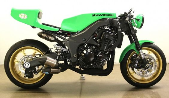 The Lossa Engineering 2012 Kawasaki Z1000 For Cafe Racer TV