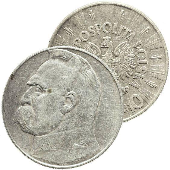 10 злотых rzeczpospolita polska 1936 стоимость монета нюрнбергский процесс цена