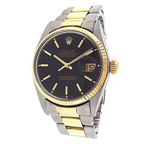 rolex datejust automatic self wind mens watch 1601 certified pre rolex datejust automatic self wind mens watch 1601 certified pre owned