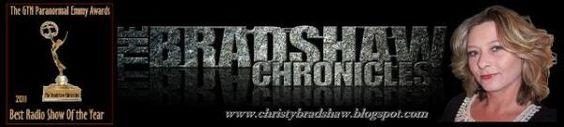Christy Bradshaw's website logo.