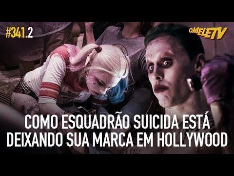 Como Esquadrão Suicida está deixando sua marca em Hollywood   OmeleTV #3...