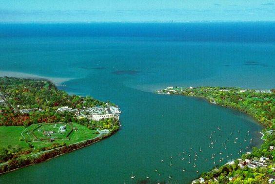 Beautiful Niagara-On-The-Lake!