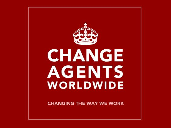 If you want an epiphany, you need to sit your butt in the Throne - change agent sample resume