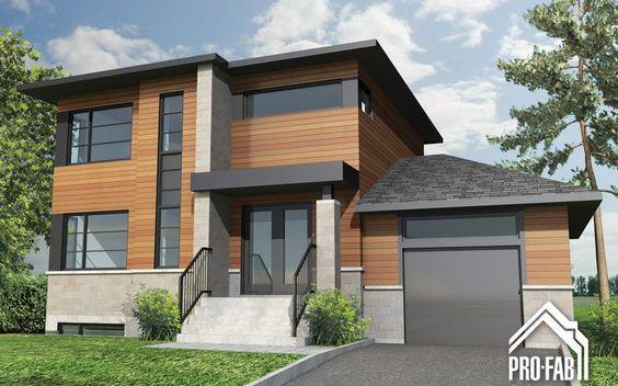 My dream home dream homes and construction on pinterest - Constructeur maison prefabriquee ...