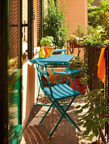 Balcony Garden: