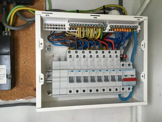 Wiring Diagram Dual Rcd Consumer Unit New Mk Rcd Wiring Diagram Carbonvotedit Consumers The Unit Home Electrical Wiring