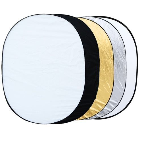 59 1 78 7 150 200cm 5 In 1 Portable Photography Studio Multi Photo Ellipse Collapsible Light Photography Light Reflector Photo Studio Reflector Photography
