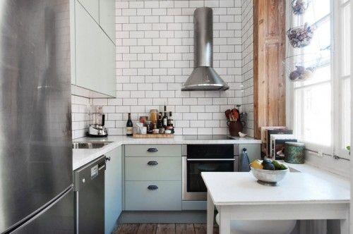 Decoracion cocina departamento 2 ambientes