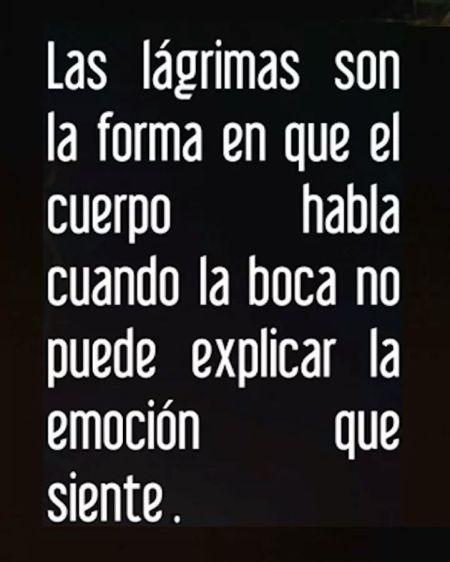 Las lágrimas son #Instagram de #proZesa  Instagram frases instagram proZesa