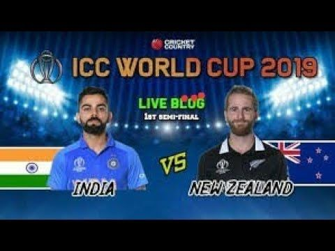 Pin On Live India Vs New Zealand Icc Cricket World Cup England Wales 2019 Semifinal 1 9th July 2019 Https Youtu Be Xyfcmer8bgw