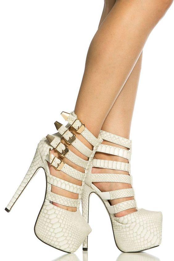 Cool Platform High Heels