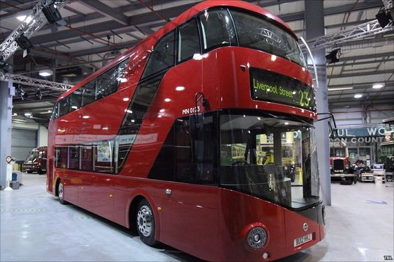 Saint-Gobain Sekurit supplies glazing for urban transportation systems around the world, including the New Routemaster double-decker  bus in London.
