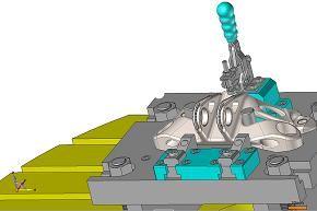 TOPSOLID  Logiciel de FAO intégré pour la fabrication de pièces usinées.   Technologie référencée dans : NUMÉRIQUE (Modélisation, Simulation des procédés de fabrication)
