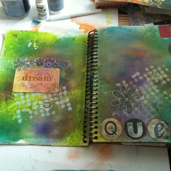More journal pages