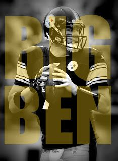 big ben roethlisberger: the unlikely orange: steelers