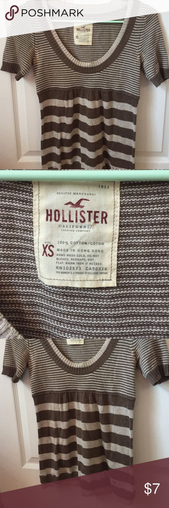 ✨ Hollister Top ✨ Super cute top in great condition! Hollister Tops