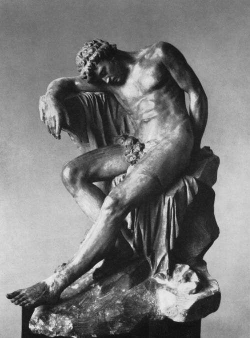 Morpheus God Of Dreams Statue