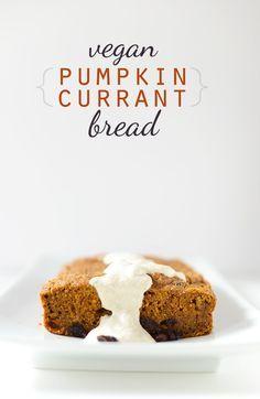 Vegan Pumpkin Bread | Minimalist Baker Recipes