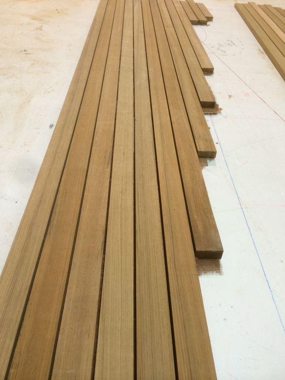 Decking panels and teak on pinterest
