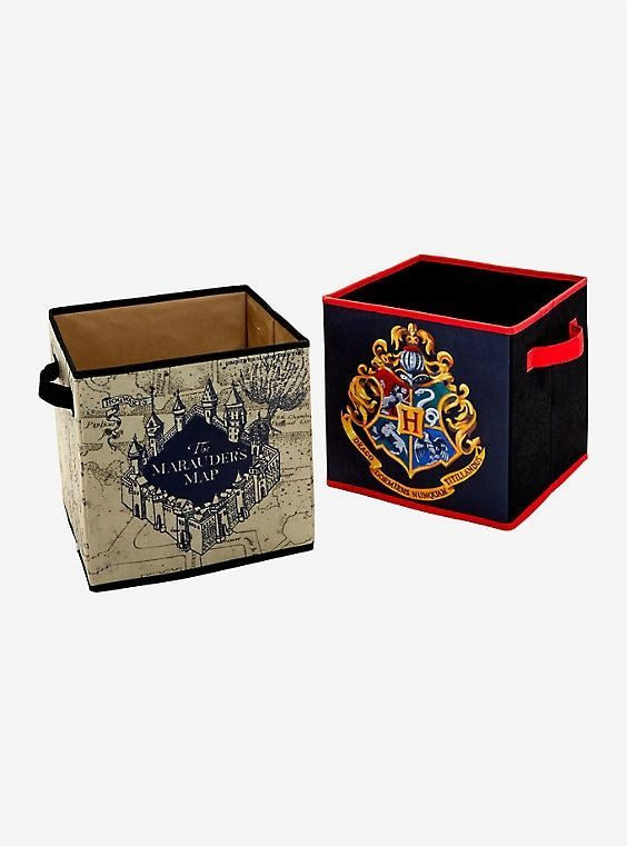 Pin By Vicki Cabe On Harry Potter In 2020 Cube Storage Harry Potter Room Cute Harry Potter