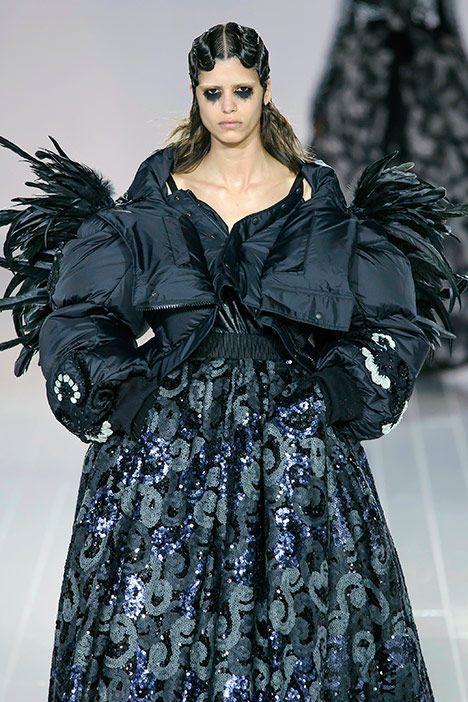 Fashion goes Function: Der Manitoba Parka von Canada Goose bei der Marc Jacobs Show in New York